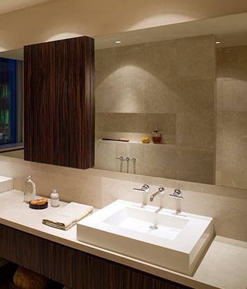 Im Smart Home wird das Bad zur Wellness-Oase