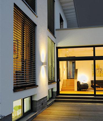 Automatische Lichtregulierung dank Smart Home Technologie