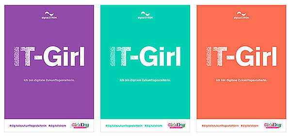 IT-Girl Logo