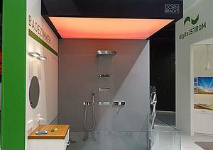 digitalSTROM Smart Home Dusche
