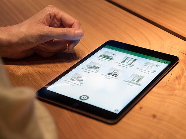 Haussteuerung mit digitalSTROM