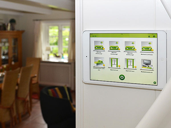digitalSTROM Smart Home Technologie