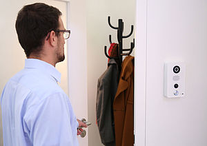Videotürklingel ins Smart Home integrieren