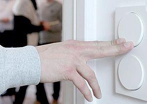 Smart Home steuern per Lichtschalter