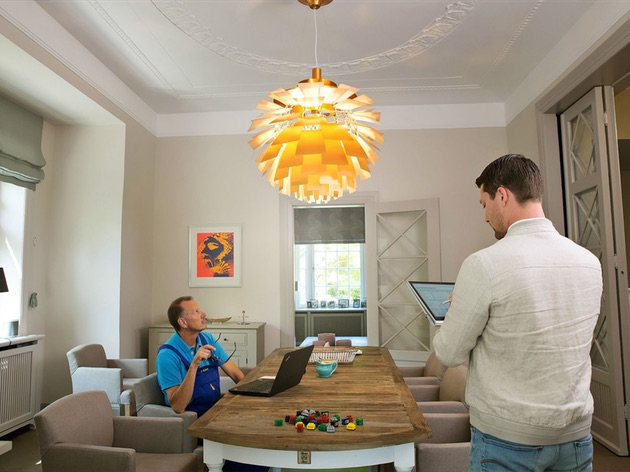 digitalstrom smart home erleben digitalstrom. Black Bedroom Furniture Sets. Home Design Ideas