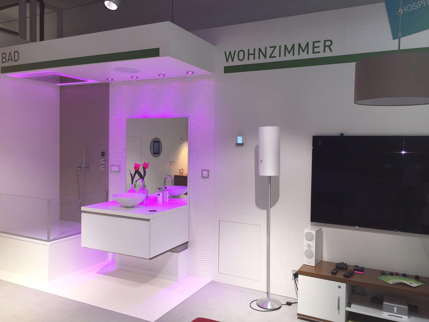 smart home showroom schlieren z rich digitalstrom. Black Bedroom Furniture Sets. Home Design Ideas