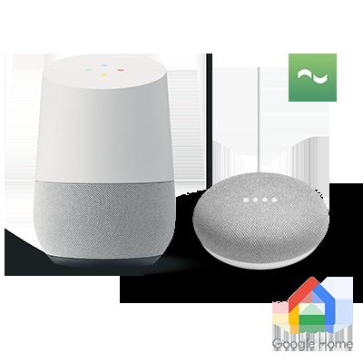 digitalSTROM und Google Home